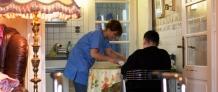 Aides à domicile