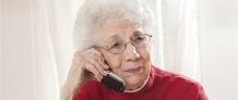 Service d'écoute pour personnes âgées maltraitées