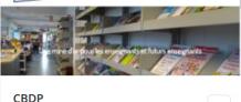 Centre Bruxellois de Documentation Pédagogique