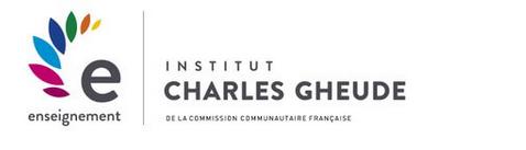 Site internet de l'Institut Charles Gheude enseignement secondaire de la commission communautaire française