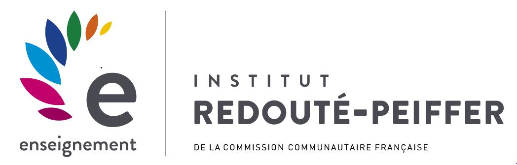 Lien vers le site de l'Institut Redouté Peiffer enseignement secondaire de la commission communautaire française
