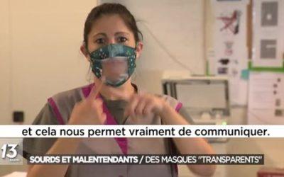La création de masques utiles grâce à la COCOF