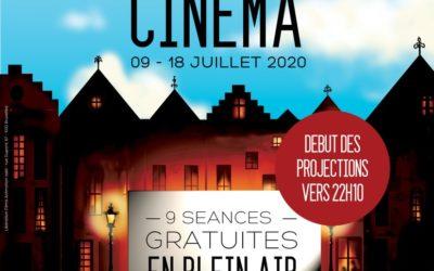 Cet été, Bruxelles fera (quand même) son cinéma !