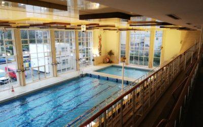 Réouverture de la piscine du CERIA