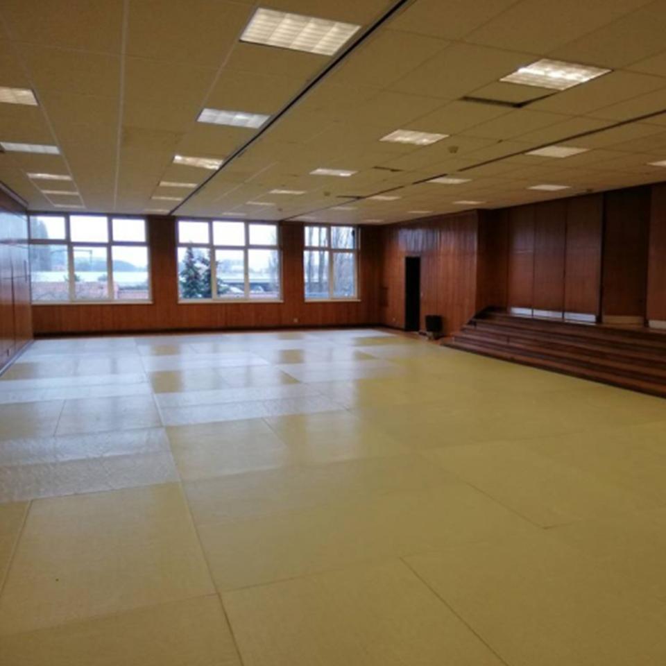 salle d'arts martiaux du CERIA