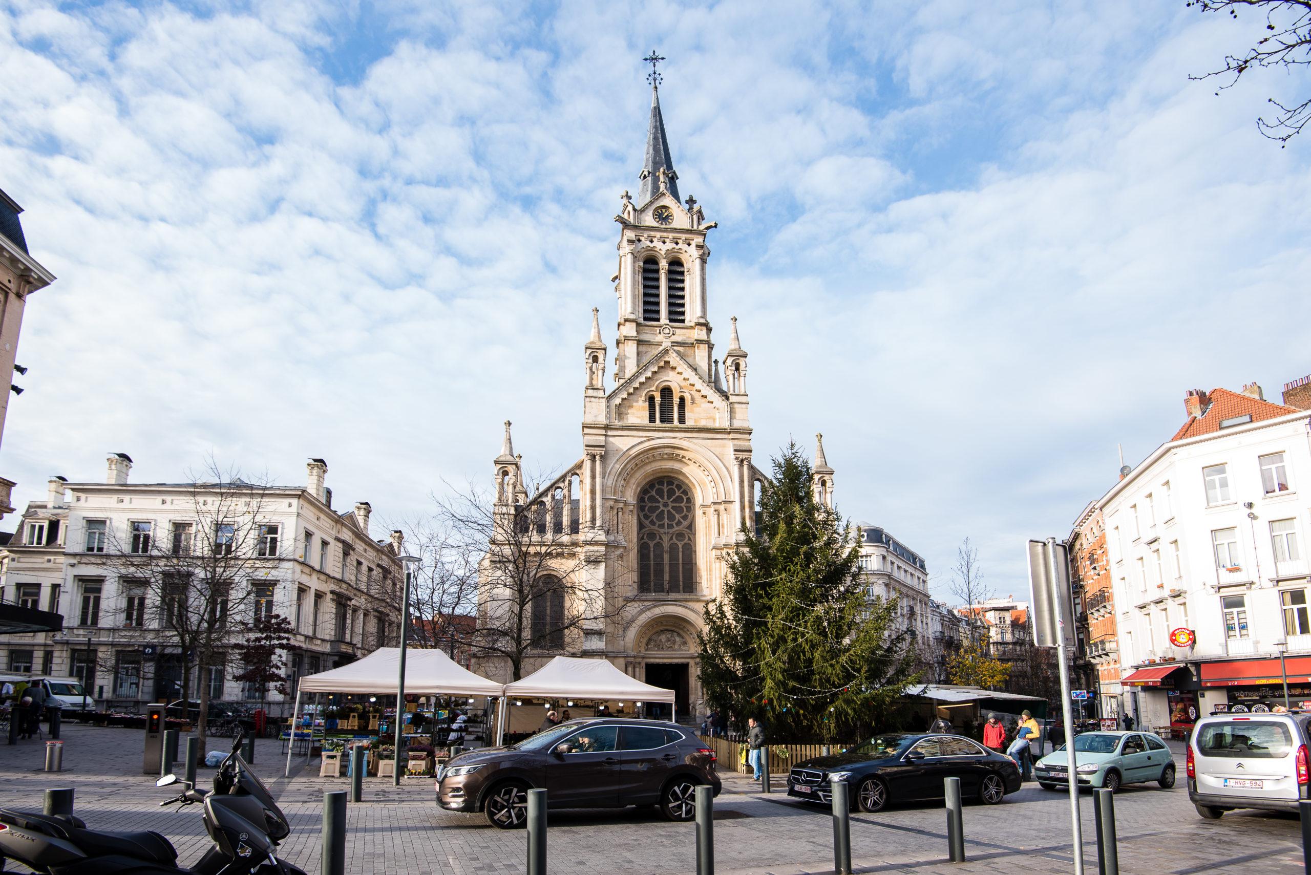 Eglise du Parvis de Saint Gilles – Lire et Ecrire Saint Gilles asbl 1060 Saint-Gilles