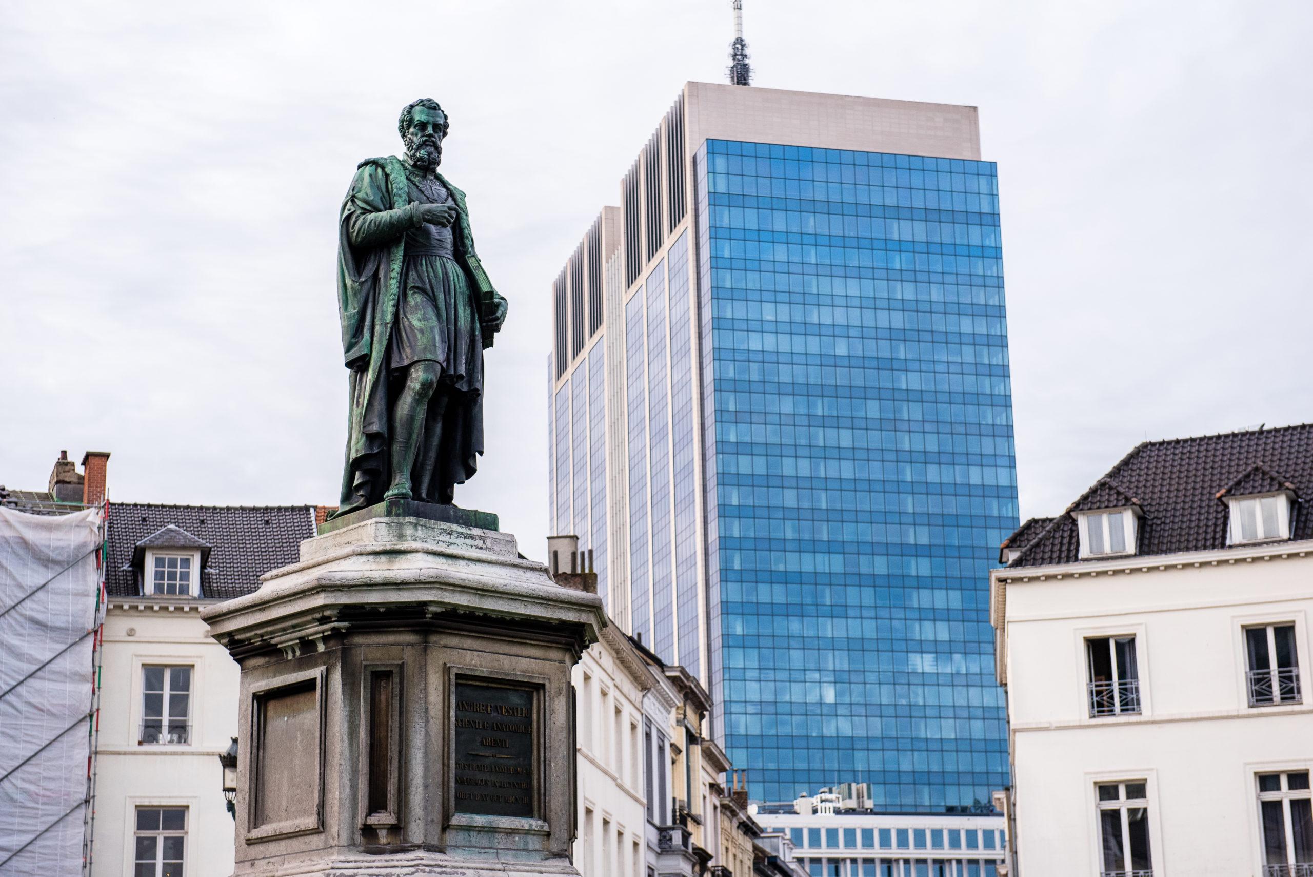 André Vésale – BAPA 1000 Bruxelles