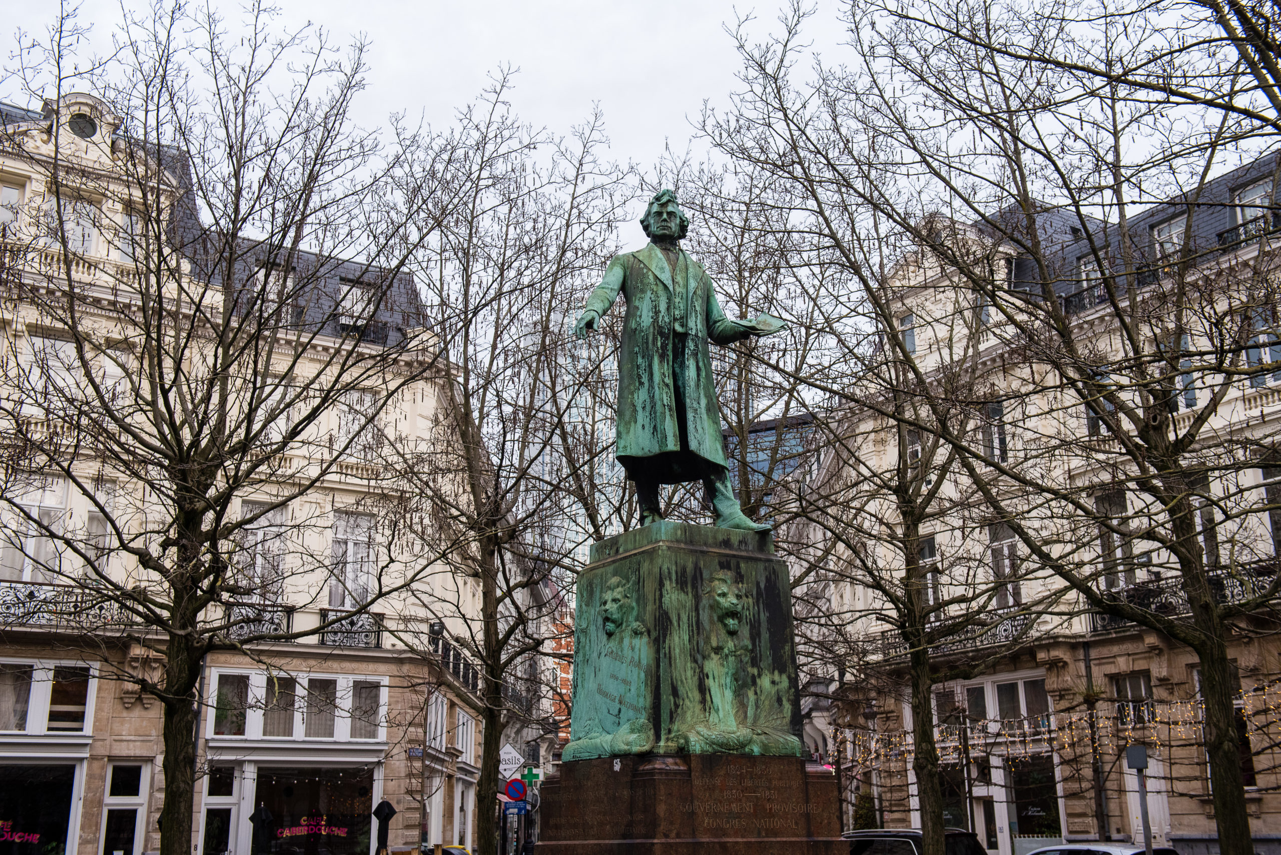 Charles Rogier – BAPA 1000 Bruxelles