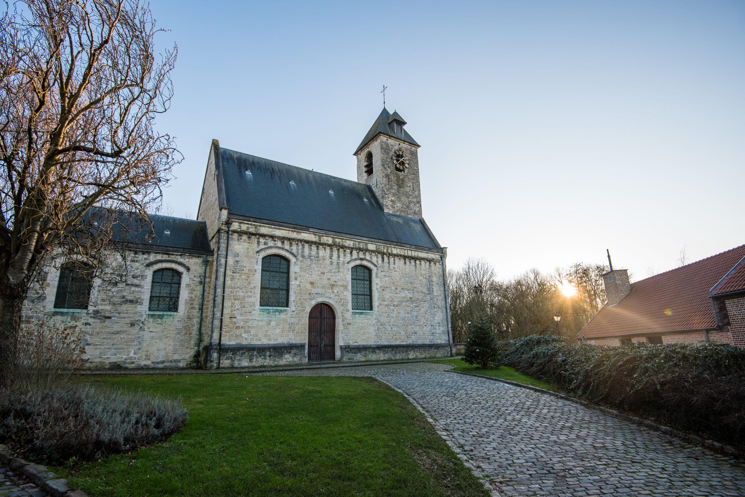 L'Eglise Saint Clément – Maison de Quartier du Dries 1170 Watermael-Boitsfort