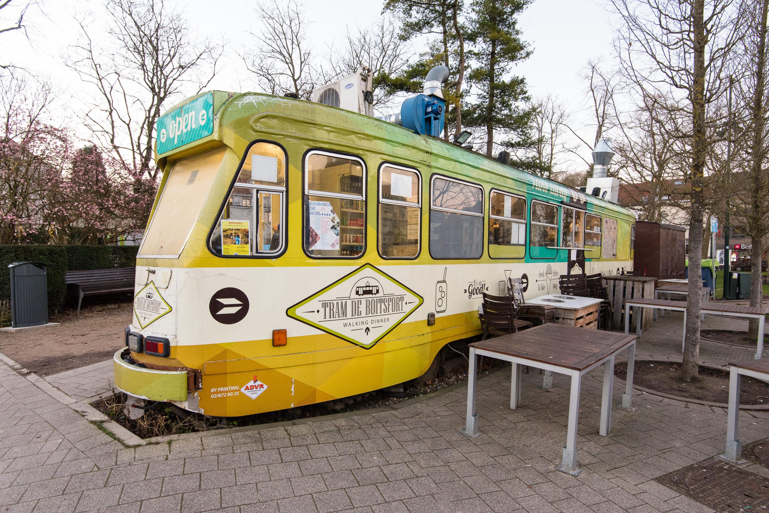 Tram de Boitsfort – Maison de Quartier du Dries 1170 Watermael-Boitsfort