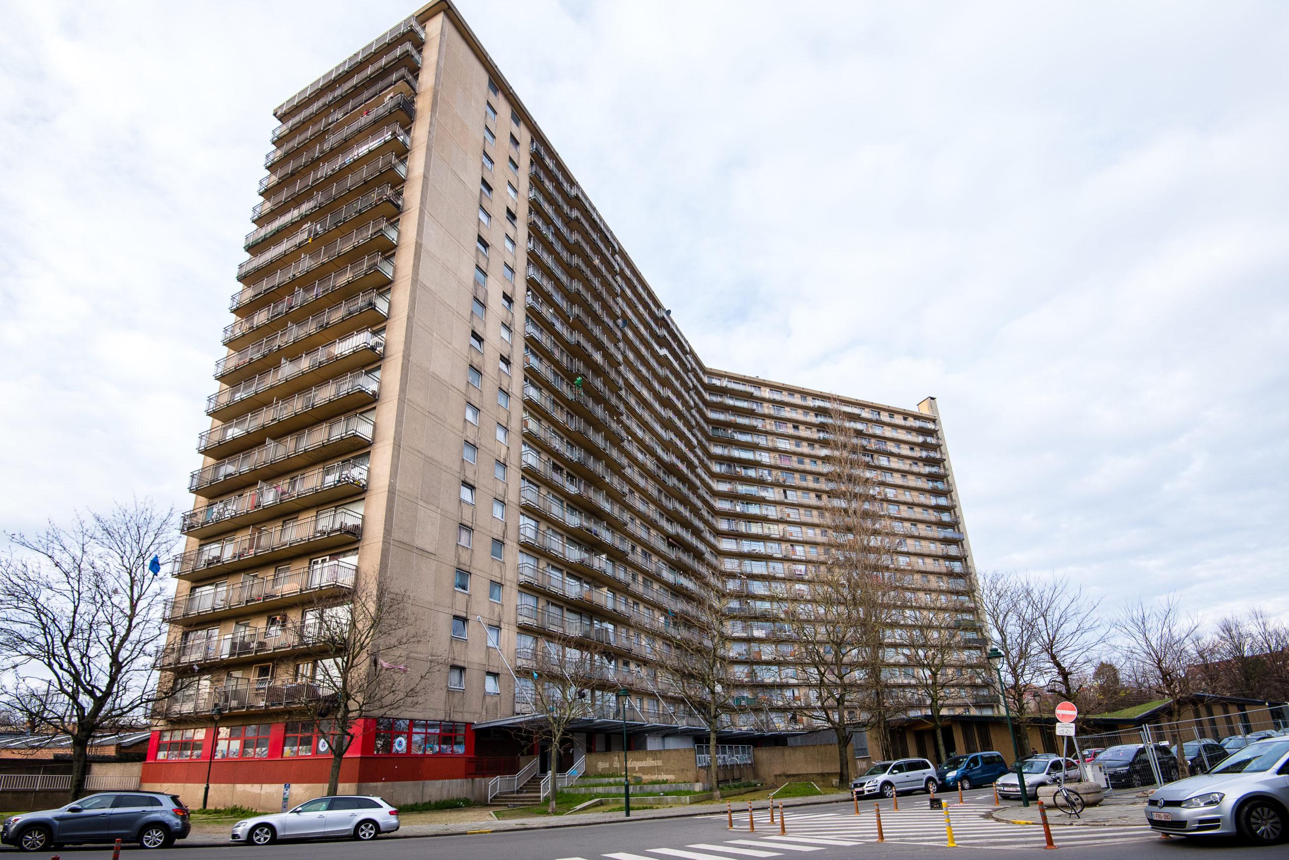 Logement social « Les Goujons » Rue des goujons – DoucheFlux asbl 1070 Anderlecht
