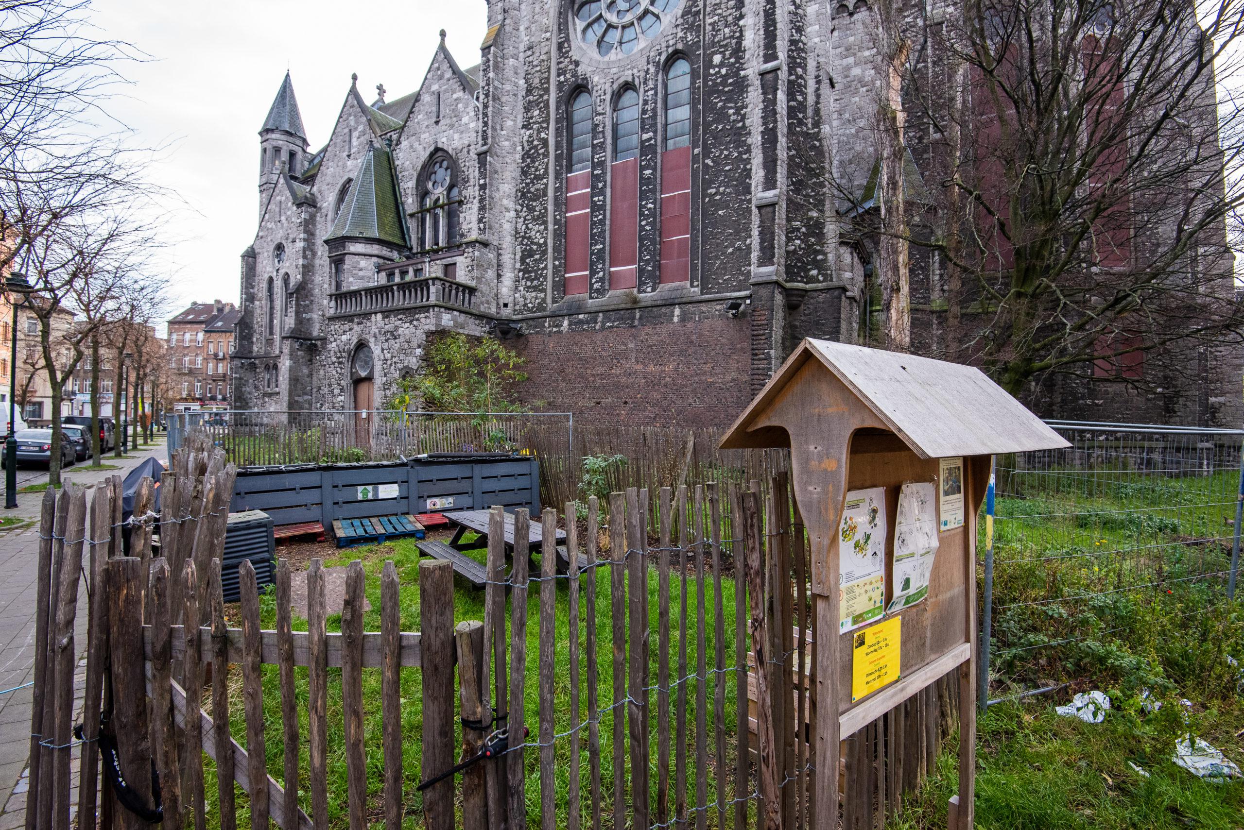 Compost de quartier – DoucheFlux asbl 1070 Anderlecht