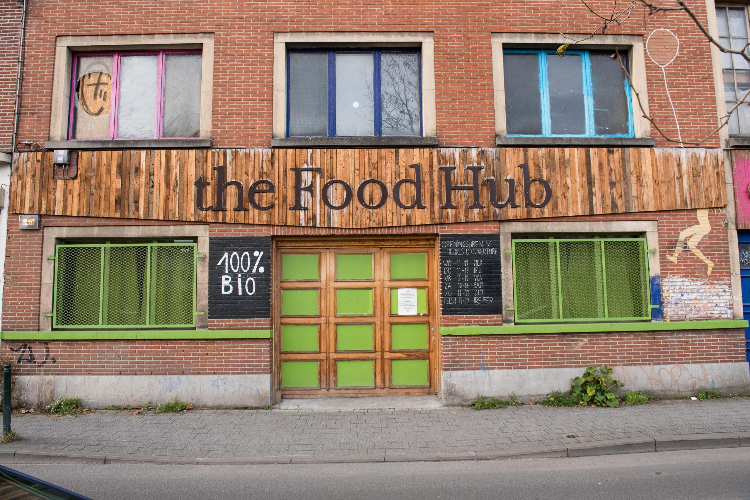 The Food Hub – Le Piment asbl 1080 Molenbeek