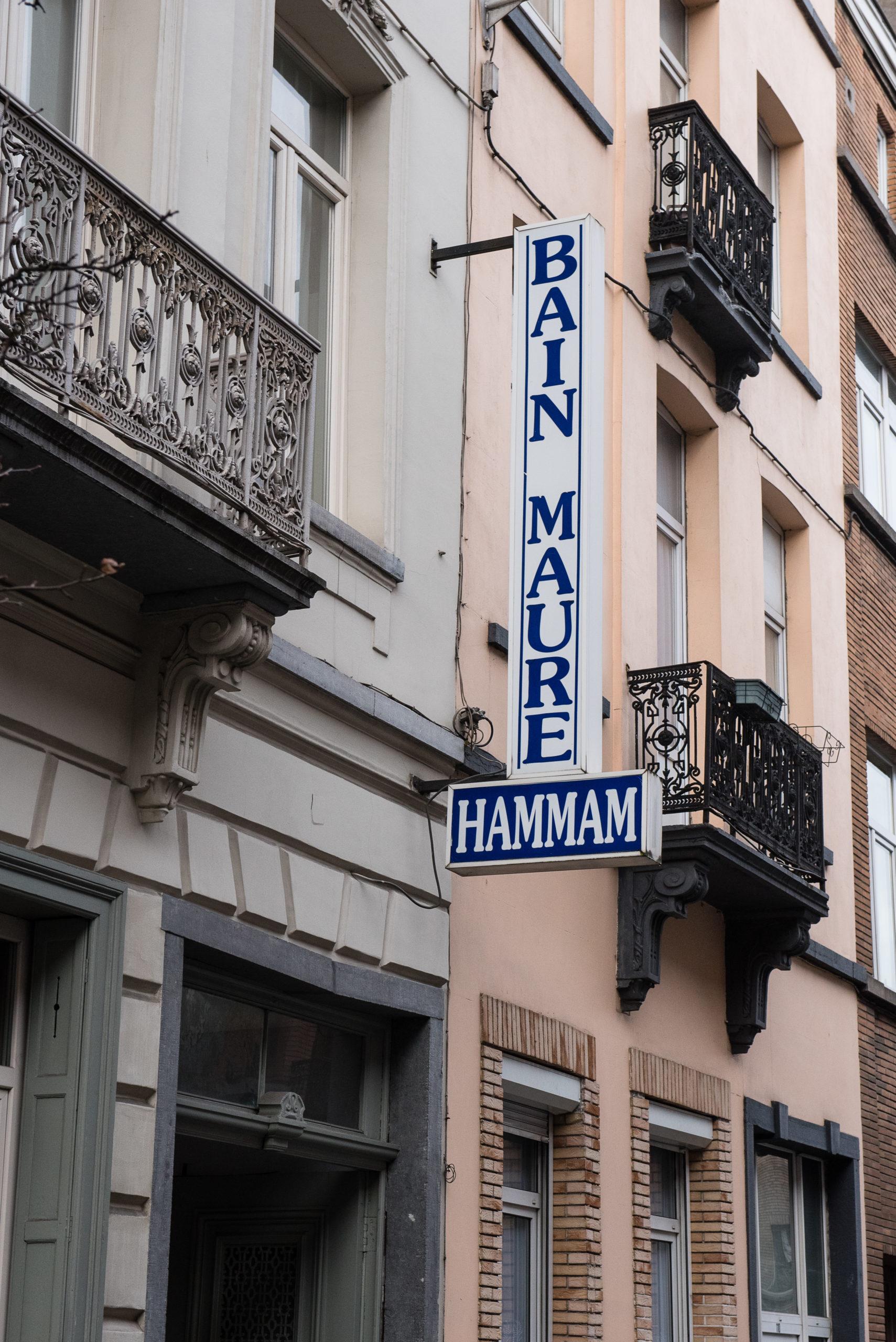 Hammam – Maison des Femmes, Move asbl 1080 Molenbeek