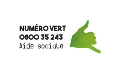 Journée de la justice sociale : connaissez-vous le numéro vert de l'aide sociale bruxelloise ?