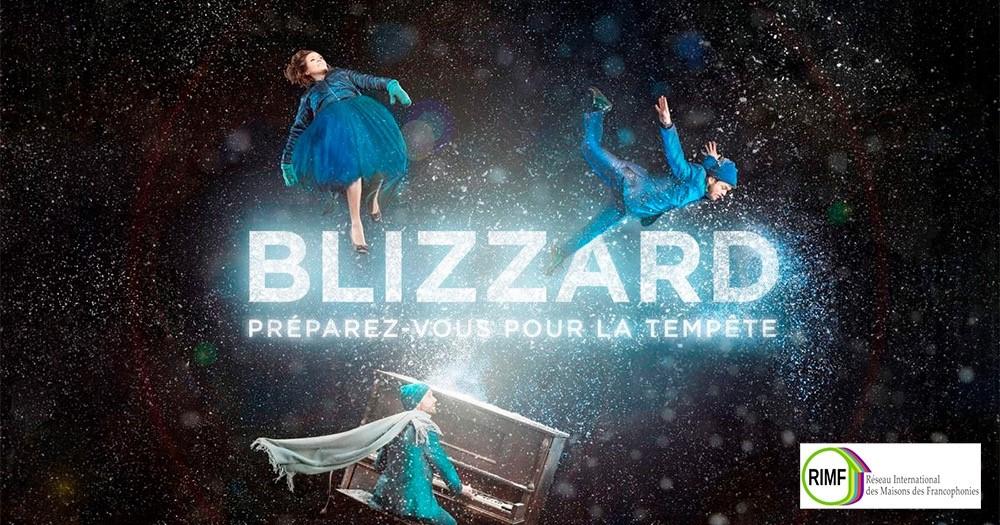 Blizzard - Préparez-vous pour la tempête