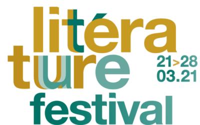 Le Festival Passa Porta : c'est maintenant et en virtuel !