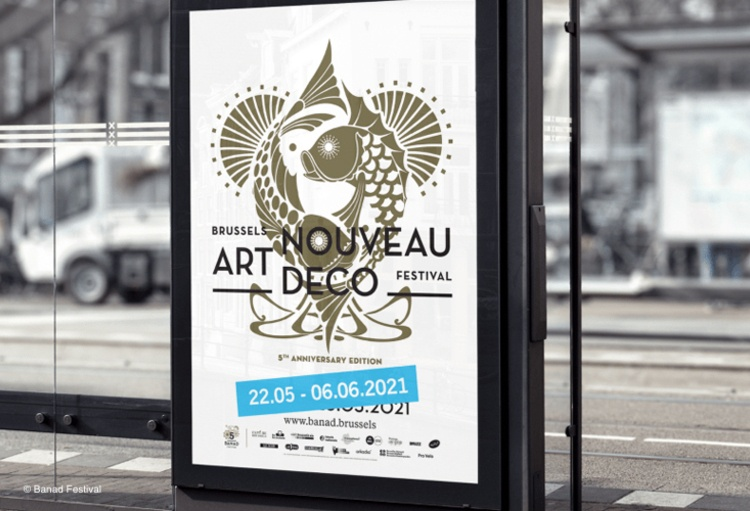 Le Brussels Art Nouveau & Art Deco - le BANAD Festival